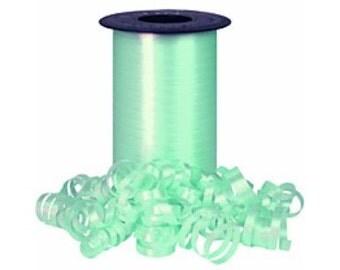 Celadon curling ribbon   (18-S-029)
