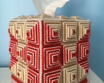 3D Tissue Box Cover