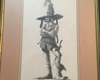 Vintage picture from William Geldart