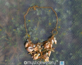 Handmade beach inspired necklace