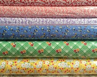 Custom fat quarter bundles