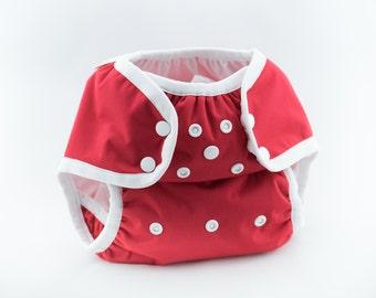 Nelpe Diaper Cover; Size 1