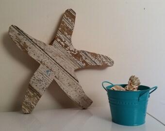 Beadboard starfish