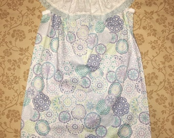 Peasant style dress.   Size 6.