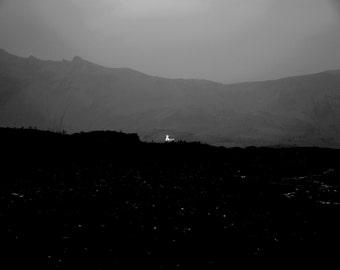 Vik Iceland Church Photograph