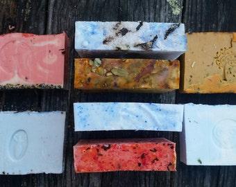 4 Elements Soap Set (4 Bars)