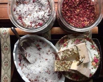 English Rose Bath Tea (8 oz)
