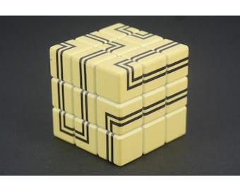Rubik's cube puzzle game logic