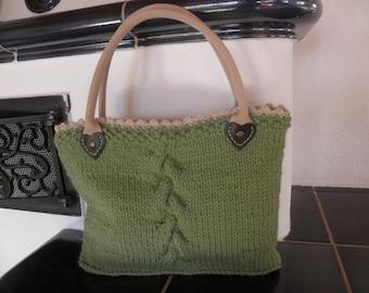 """Handbag """"green Gretel"""""""