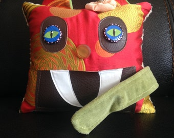 Dog Tooth Fairy Pillow