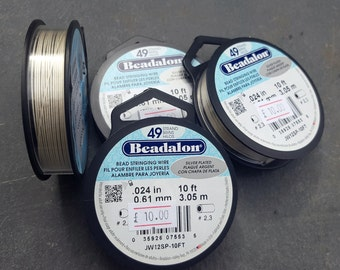 Beading wire - 49 Strand