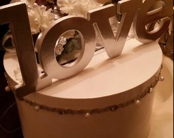 shower or wedding card box