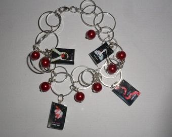 "Bracelet ""Twilight saga"""