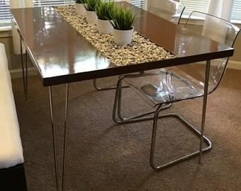 Modern Dining Room Table - 4ft (optional lengths)