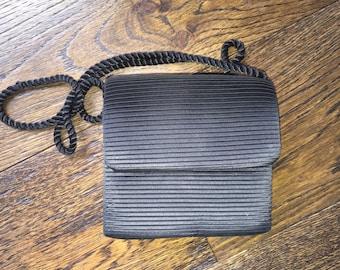 Original Vintage Handbag, Vintage Evening Bag, Clutch, Formal Evening Bag