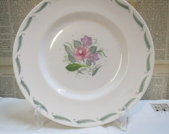"Susie Cooper bone china 8.5"" Fragrance plate"
