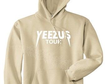 Yeezus Tour Hoodie Kanye West tour hoodie