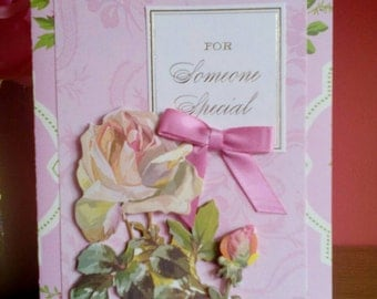 "Greetings Card - ""For Someone Special"""