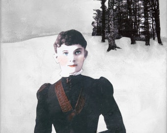 Beyond the Woods - Original Painting