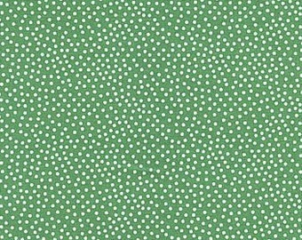 garden pindot in mead from Michael Miller Fabrics