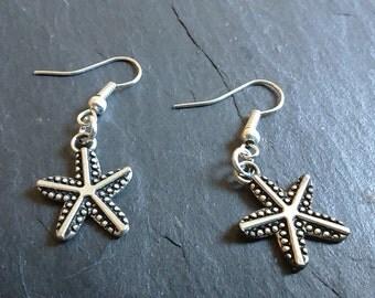 Unique charm earrings