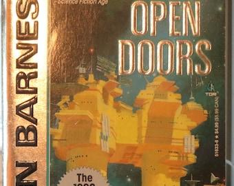 A Million Open Doors, John Barnes, 1993