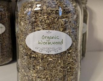 Organic Wormwood