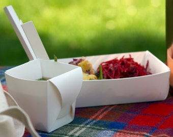 Fold-up Eating Set