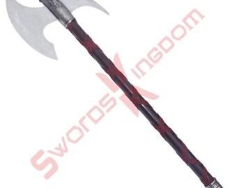"""Medieval Armor Axe 26.5"""""""