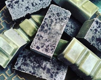 Black coconut & Moroccan oil Soap