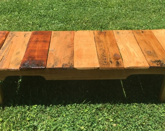 Beautiful bench for inside or out
