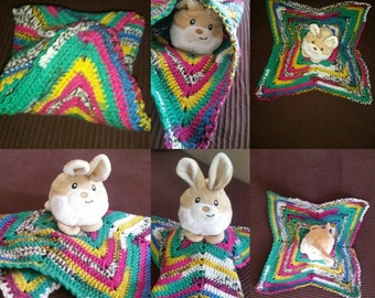 Blanket plush