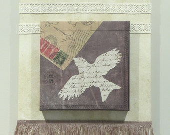 Bird 3 Canvas