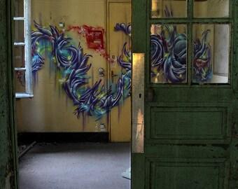 Disused hospital / Abandoned hospital