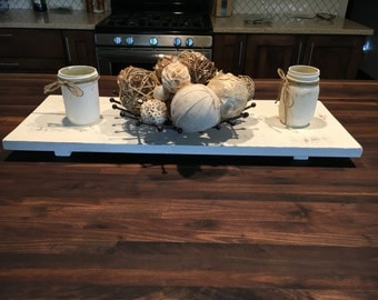 Wood Table Runner/ Distressed/ Rustic