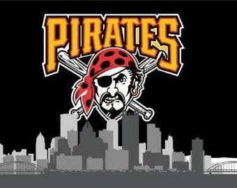 MLB Pittsburgh Pirates Flag