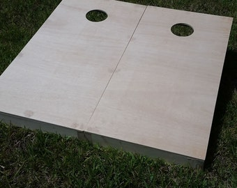 Free Shipping! Unfinished cornhole boards