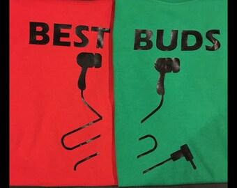 Best Buds shirts (2)