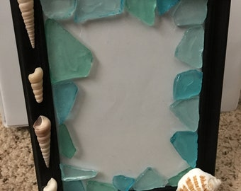 Sea glass Frame