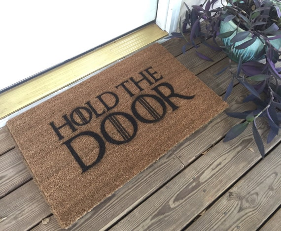Game of Thrones - Hold The Door mat