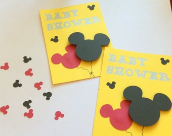 BABY SHOWER INVITATIONS. 10 pack