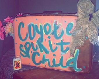 coyote spirit child traveler*