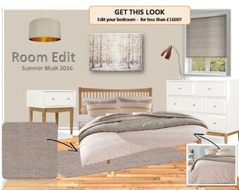 Room Edit - Pre designed Mood Board - Get the Look!