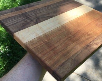 Wooden cutting board or cheese board