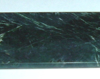Miniature MARBLE DARK for fireplace mantel