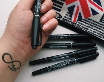 Black Tatto Pen
