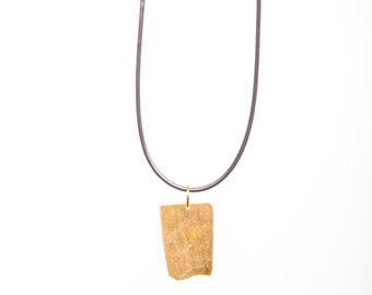 Cymbals For Change Necklace