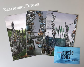 Postcards Towers
