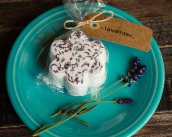 Fresh Lavender Bath Fizzie