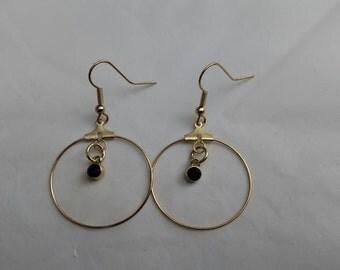 Nickel Free Hoop Earrings